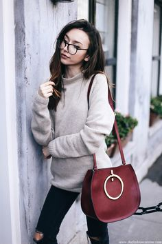 50 Best Fashion Bloggers to Follow for Major Outfit Inspiration   German Fashion Blogger Beatrice Gutu of 'The Fashion Cuisine'