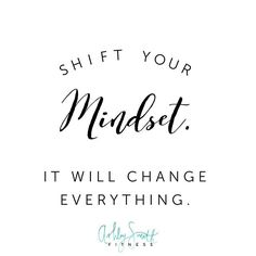 One of the greatest things about my job and the people I work with is that we focus a lot on change — body, spirit, and mind. . When you work on shifting your mindset from the inside out, EVERYTHING about your life changes. . Your desire to wake up early and start the day off right becomes a non-negotiable. Your marriage gets stronger because you nurture your relationship with more grace. Your friendships become less self-centered and more about what can you offer to the relationship. Your…