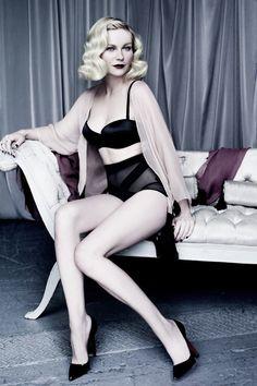 Kirsten Dunst - Vanity Fair Hollywood Portfolio by Tom Munro, March 2012