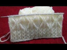 Baby Sweater Knitting Pattern, Sweater Knitting Patterns, Knitting Stitches, Knit Patterns, Free Knitting, Baby Knitting, Crochet Designs, Knitting Designs, Rope Decor