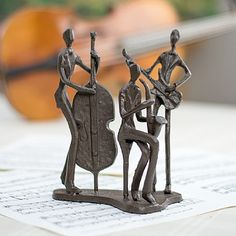 'The Band' Sculpture
