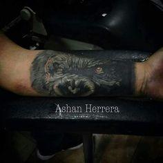 Tatuador Ashan Sucursal Roma Whatsapp 5536602957