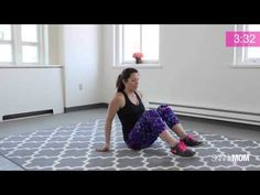 Gut Instincts: Animal Inspired Full Body Workout - YouTube