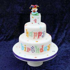 Swell 91 Best Unisex Kids Cakes Images Cupcake Cakes Cake Cute Cakes Birthday Cards Printable Benkemecafe Filternl