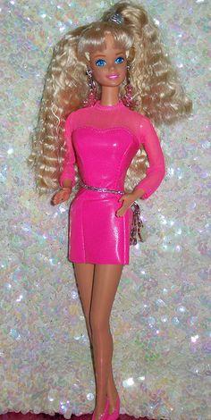 1992 Earring Magic Barbie by StanleytheBarbieman, via Flickr