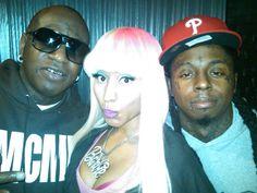 Birdman, Lil Wayne And Nicki Minaj Are Teaming Up For New Single
