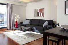 Majestic Residence Apartments - #livingroom #apartment #barcelona #majesticresidence