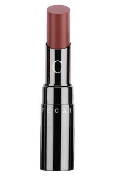 Chantecaille 'Lip Chic' Lip Color | Ah-maze-balls. Gloss/lipstick hybrid. With collagen for plumping instead of the other crazy stuff that irritates sensitive lips. Annnnd it smells like a chocolate shake. (If you like warm shades, Isis is GORGEOUSNESS)