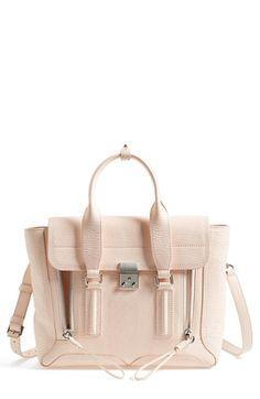 winter white satchel | @nordstrom #nordstrom