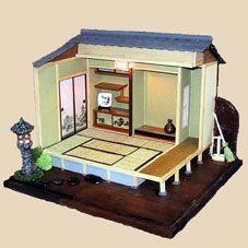 ドールハウスキット > 行事を飾るドールハウス