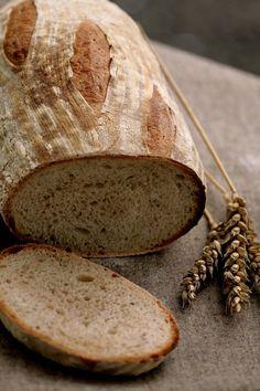 Pain au Levain (pšeničný chléb se sourdough)