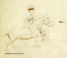 Il fior di battaglia / Fiore dei Liberi, MS M.383 fol. 3r - Images from Medieval and Renaissance Manuscripts - The Morgan Library & Museum