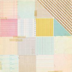 Craft Market Inventory Paper 12x12