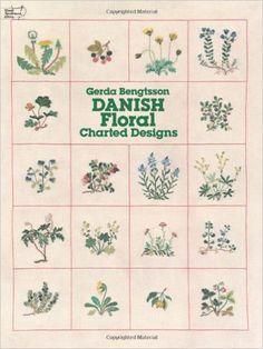 Danish Floral Charted Designs: Amazon.it: Gerda Bengtsson: Libri in altre lingue