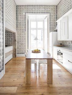 Apartamento NANA : Cozinhas modernas por rar.studio