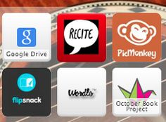 Van Meter Library Voice: A Handful of Digital Tools Used To Create Really AWESOME #eBooks By The 4th Graders
