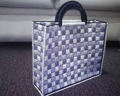 Resultado de imagen para bolsas de malla y rafia