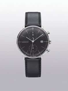 youmightfindyourself:  max billchronoscope by junghans