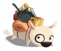 Gurihiru Illustration Blog (JPN)