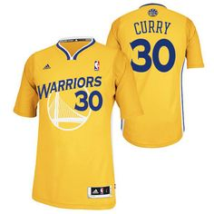 Stephen  Curry Jersey - Golden State  Warriors 30 Yellow T-shirt  Jersey aaa3ab31f4df