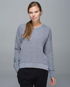 Yogi Crew Sweater | Lululemon