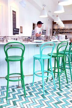 Bar Melusine - The Best Design-Savvy Bars On Insta - Photos