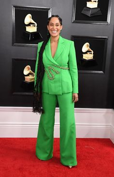 Every Single Look From the Grammys Red Carpet Tracee Ellis Ross wearing Ralph &.Every Single Look From the Grammys Red Carpet Tracee Ellis Ross wearing Ralph & Russo Jake T Austin, Grammy Red Carpet, Carpet Trends, Carpet Ideas, Tracee Ellis Ross, Kendall Jenner Outfits, Carpet Styles, Online Dress Shopping, Shopping Sites
