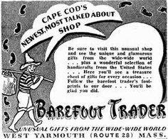 Barefoot Trader, W. Yarmouth MA  Gift Shop