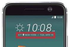 HTC 10 podría presentarse oficialmente el 19 de abril