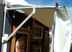 make awning for booth - Google Search