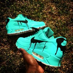 Custom Nikes FOLLOW @bossyrodriguez FOR MORE PINS
