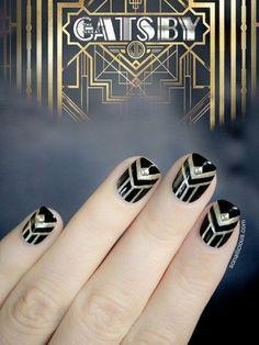 30 nail art inspirés de films et séries cultes - Photos Beauté - Be.com