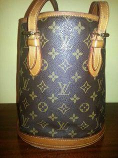 Louis Vuitton Monogram Bucket Pm (petit) Shoulder Bag $314