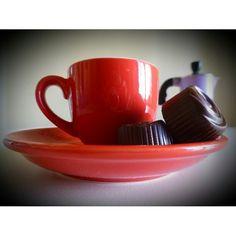 #italiancoffeesecret #piaschenk @antoac344  Per me il segreto x un buon caffè è il non aver fretta sia nel prepararlo che nel gustarlo!! La pausa caffè x me è come il tè per un giapponese @igersn @igersitalia