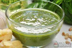 Receita de Tempero verde para salada em Molhos e cremes, veja essa e outras receitas aqui!