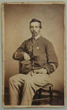 George Householder, Co. C. 102 PA Infantry