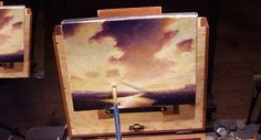 I'm selling Epic Sunset - Acrylic Painting Lesson - €10.00 #onselz