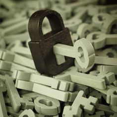 Key and padlock 😉 Key, Inspiration, Biblical Inspiration, Unique Key, Inspirational, Inhalation