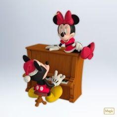 2012 Disney - A Merry Serenade Hallmark Ornament | The Ornament Shop