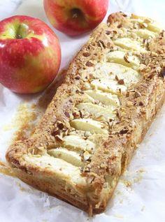Lindas enkla äppelkaka – Lindas Bakskola