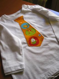 Camisetas patchwork Embroidery Applique, Sewing, Sweatshirts, Sweaters, T Shirt, Fashion, Quilts, Custom T Shirts, Appliques