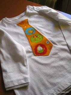 Camisetas patchwork