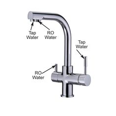 Watts (FU-GKD02-CP) Dual Function Kitchen + Drinking Filter Faucet Chrome Polish