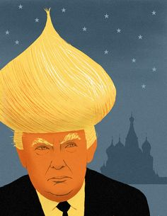 TO RUSSIA, WITH LOVE FROM TRUMP