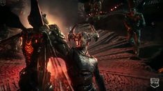 The tyranny of Steppenwolf  Justice League
