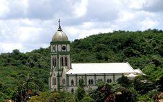 Igreja Matriz de São Sebastião em Leandro Ferreira MG,