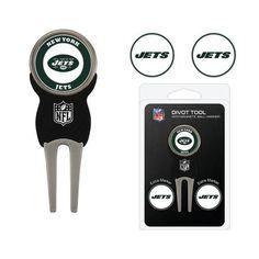 New York Jets NY Golf Divot Tool Set
