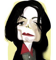 Michael Jackson (Caricature) Dunway Enterprises - http://www.amazon.com/s/?_encoding=UTF8&camp=1789&creative=390957&field-keywords=Michael%20jackson&linkCode=ur2&rh=n:4991425011,k:Michael%20jackson&tag=freedietsecre-20&url=search-alias%3Dcollectibles&linkId=TMHIR5JMC2JR3XV5