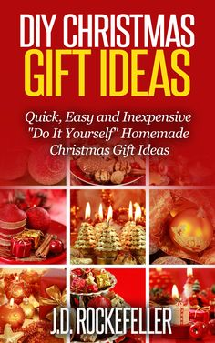 Stay tuned for this new title so you can learn fun, inexpensive and memorable homemade Christmas gift ideas for your loved ones!  www.MyFreeEbookDownload.com