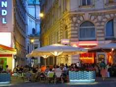 Vienna Street Life, by taylor.dundee